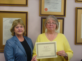 Jennifer and M Mazzotta